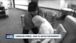 CAREGIVER STRESS - THE WARNING SIGNS - Video