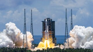 China's Launch Of Mars Probe Stirs New Generation Space Race With U.S.