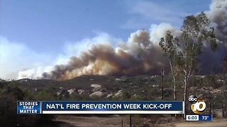 National Fire Prevention Week Kick-Off