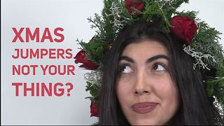 How To Christmas Flower Crown: Winter rose - Video