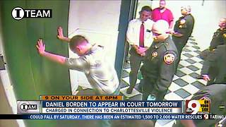 Daniel Borden facing extradition in Charlottesville beating case - Video