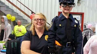 Beloved IMPD Sgt. Lori Himmel retiring after 32 years on the west side - Video