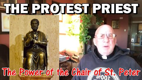 The Power of the Chair of St. Peter | Fr. Imbarrato Live - Feb. 22, 2021