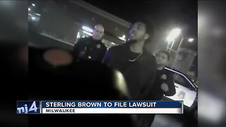 Sterling Brown to file lawsuit against MPD