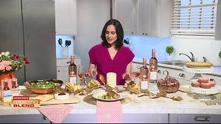 The Morning Blend talks about the importance of a great wine to go with your holiday meal - Video