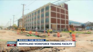 Hiring716 Kickoff Inside Northland Training Center - Video
