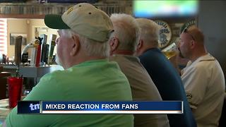Local fans react to Packers players protest - Video
