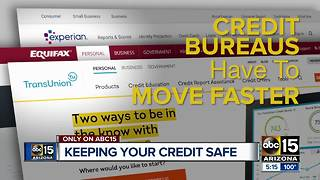 Changes coming to credit freeze rules