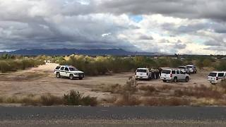 SCENE VIDEO: Deputy-involved shooting reported near I-10 and Ruthrauff - Video