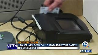 Police: New scam could jeopardize your safety - Video