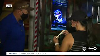 Mobile Halloween escape room at Gator Mike's in Cape Coral