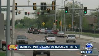 Aurora plans massive overhaul to its traffic signal timing - Video