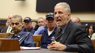 Jon Stewart slams 'Shameful' US Congress in D.C.