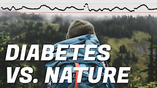 Backpacking with Diabetes