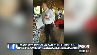 State Attorney candidate accused for violating campaign laws