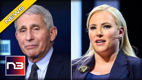 SHOTS FIRED! 'View' Ladies HORRIFIED after Meghan McCain Goes SCORCHED EARTH on Dr. Fauci