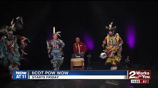 IIcot Pow Wow held this weekend at ORU - Video