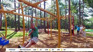 Pasco County unveils universally inclusive playground