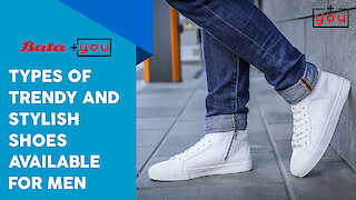Top 5 shoes trends for men in India