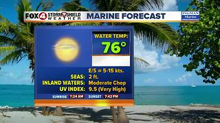 Warm Weather Continues 3-27 - Video