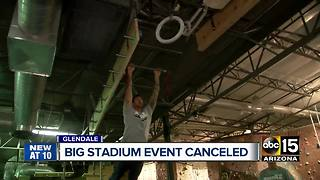 American Ninja Warrior weekend event cancelled in Phoenix - Video