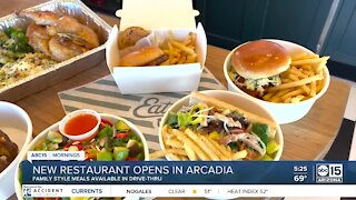 We're Open, Arizona: Family-style meals to-go at Eat Up in Arcadia