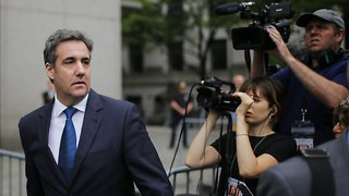 Michael Cohen Reportedly Reached Plea Deal With Federal Prosecutors