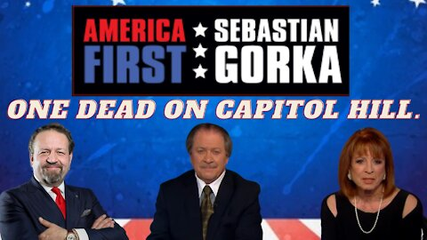 One dead on Capitol Hill. Joe DiGenova and Victoria Toensing with Sebastian Gorka on AMERICA First