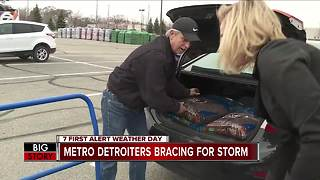 Michigan State Police encourage residents to prepare for severe weather - Video