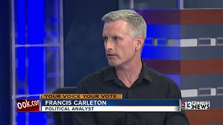 Political analyst talks about massive turnout