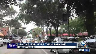 Delray Beach considers parking meters downtown - Video