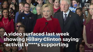 James Woods Has Field Day With Hillary Video