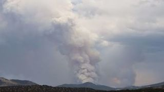 Timelapse Shows Spring Fire Burning in Southern Colorado - Video