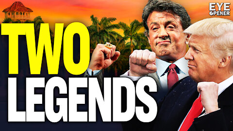 Stallone joins Trump's club; 40% Marines decline vaccines; Michigan audit finds 66k invalid ballots