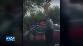 Racial comment made during Milwaukee County Sheriff traffic stop
