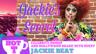 What's Jackie Beat's Secret?: Extra Hot T with Jackie Beat - Video