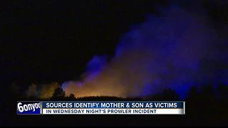 Family identifies husband, elderly mother as victims in Meridian house fire - Video