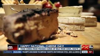 National Cheese Day - Video