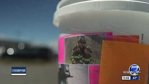 Car wash held to help family of fallen South Metro firefighter