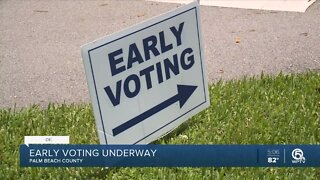 Early voting kicks off Monday across Palm Beach County, Treasure Coast