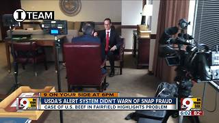 I-Team: Food stamp fraud check ignores red flags - Video