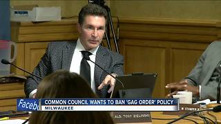 'This is disturbing': Milwaukee health department gag order lifted after lead issues - Video