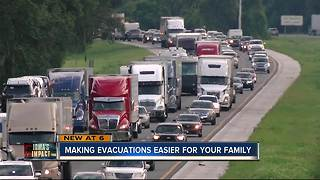 Improvements to highway evacuations during major hurricanes need to be made, Governor Scott says - Video