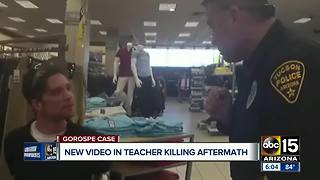 New video in teacher killing aftermath