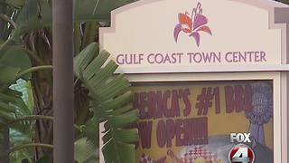 Gulf Coast town center shooting - Video