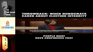 Remember When Democrats Cared About Election Integrity???