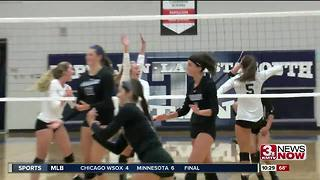PLVS vs. Marian Volleyball - Video