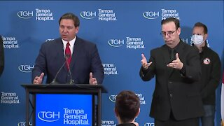 First shipments of COVID-19 vaccine arrive in Florida, Gov. Ron DeSantis says