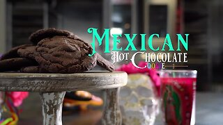 Simply Sweet: Making Mexican Hot Chocolate Cookies
