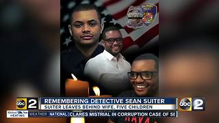 Remembering Detective Sean Suiter - Video